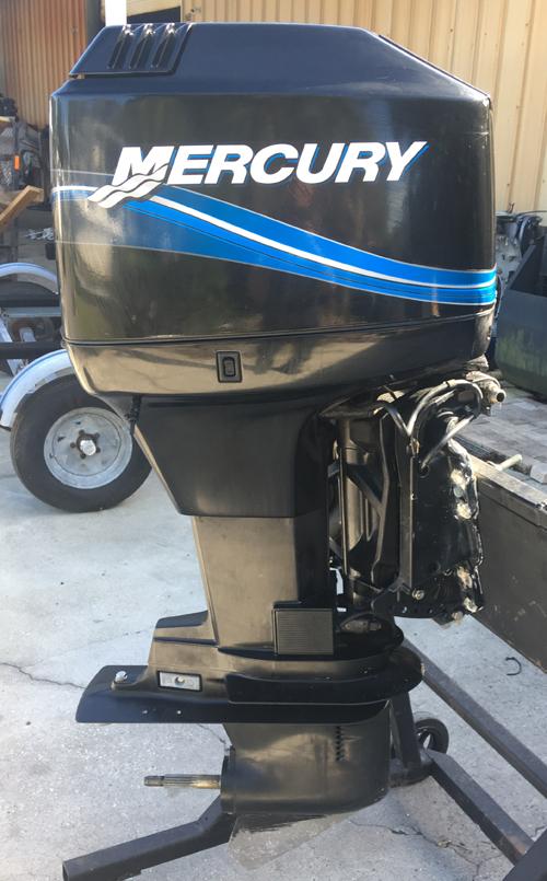 90 Hp Mercury Outboard >> 90 Hp Mercury Outboard Boat Motor For Sale