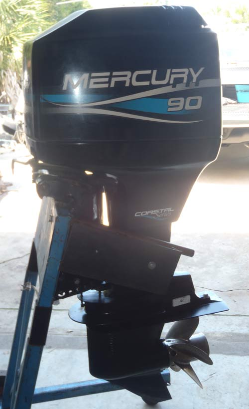 1978 22 foot aquasport with 150 hp outboard motor with trailer
