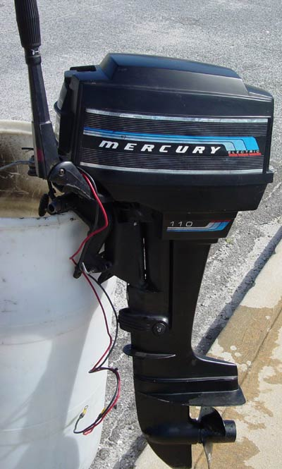 9 8 Hp Mercury Outboard