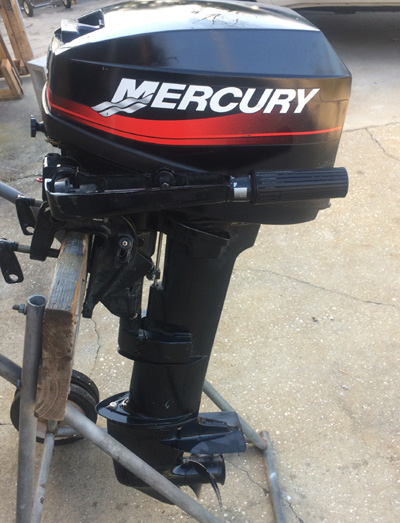 Mercury 9 9 Hp 20 Shaft Outboard Boat Motor For Sale