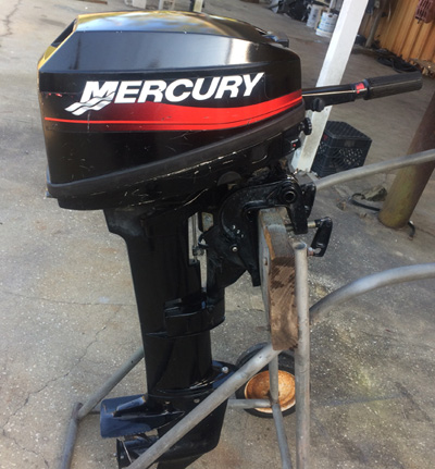 Mercury 9 9 hp 20 shaft outboard boat motor for sale for 20 hp motor for sale