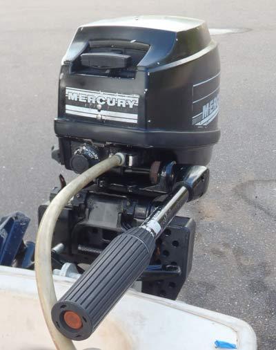9 9hp Mercury Outboard Boat Motor For Sale