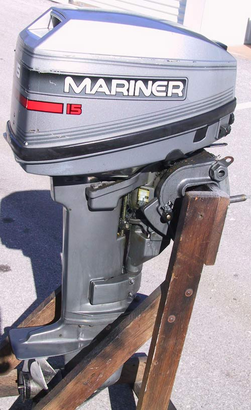 Converting A To A 15hp Outboard Modifying Outboards