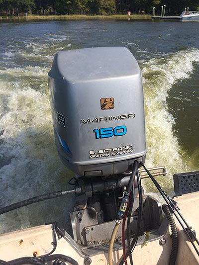 150 Hp Mariner Outboard Mercury