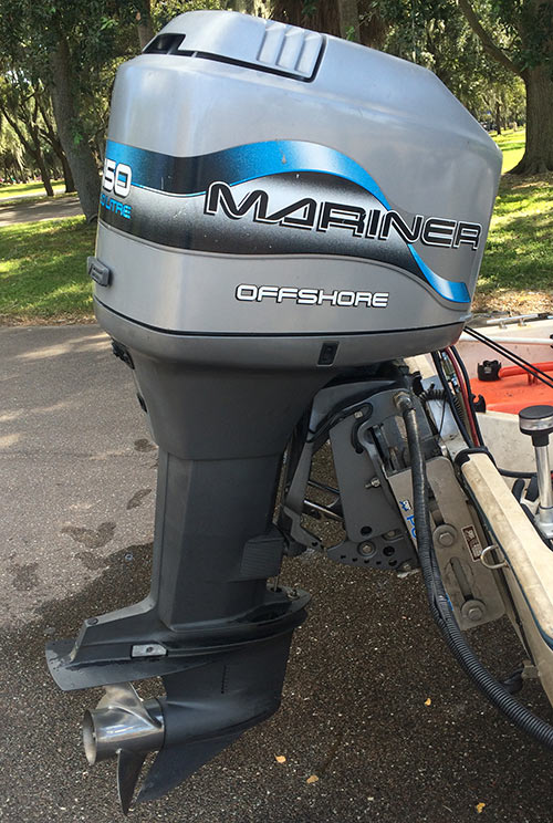 150 Hp Mariner Outboard Mercury