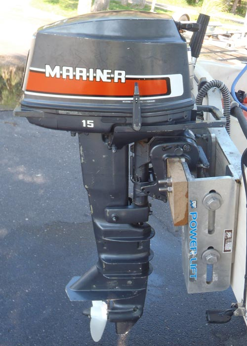 Mariner 15 Hp Long Shaft Outboard