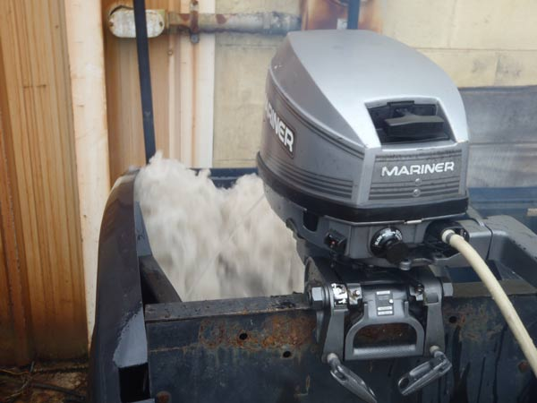 Mariner Outboard Motors >> 15 hp Yamaha Mariner Outboard Boat Motor For Sale