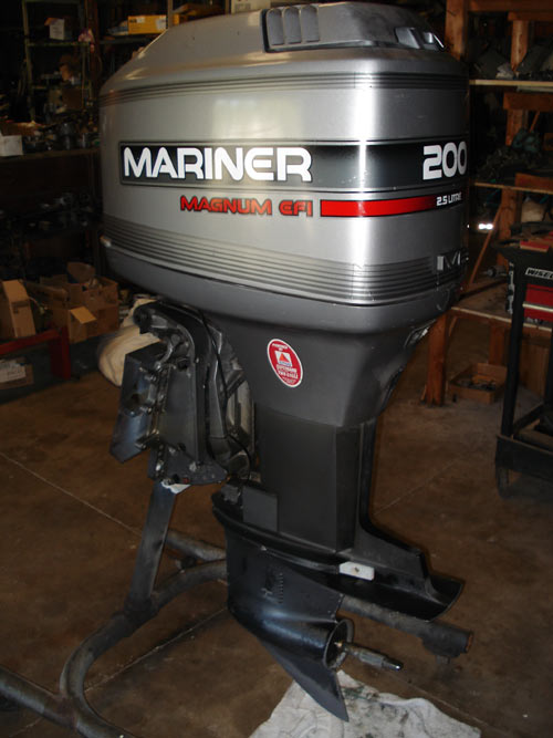 Outboard Motors Types Used Outboard Motors For Sale