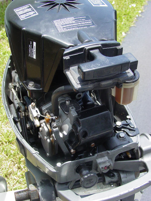 Used 20hp Boat Motor All Boats