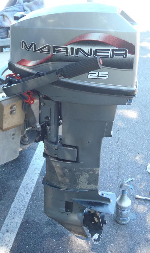 25 hp mariner outboard manual
