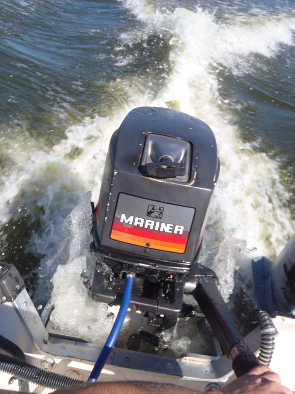 Power Boats For Sale >> 30 hp Mariner Yamaha Outboard Boat Motor For Sale
