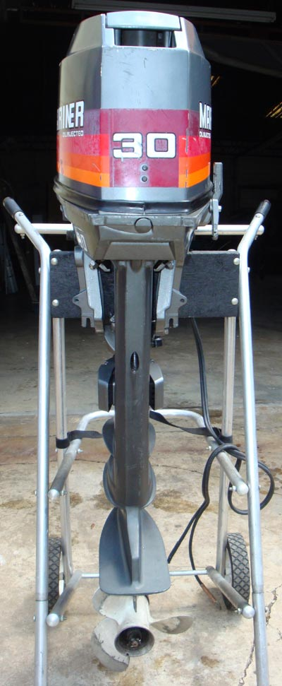 Outboard mariner 30 hp