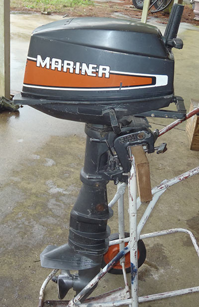 8hp Marine Long Shaftr Outboard Boat Motor For Sale