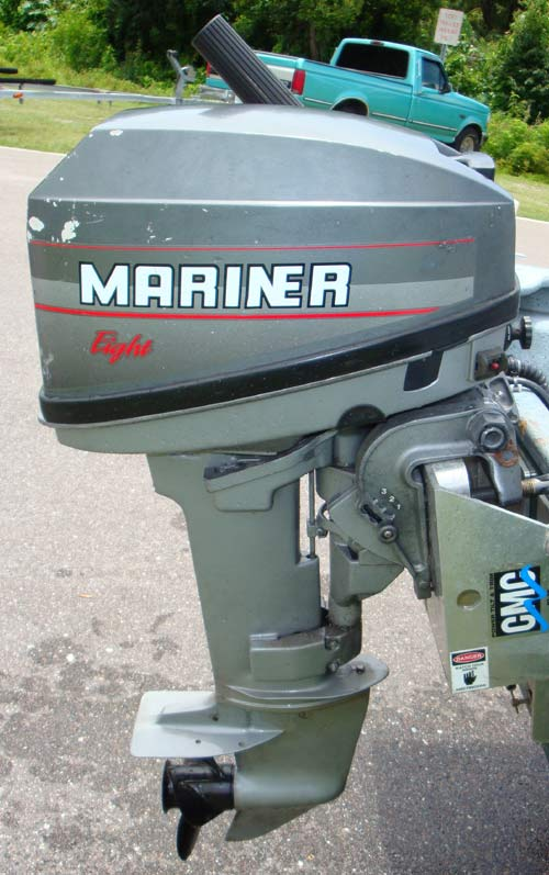 Mariner 8hp Outboard Motor For Sale Mercury Mariner Outboards