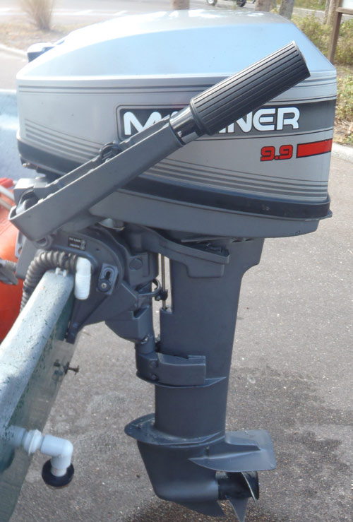 Used Sailboats For Sale >> 9.9hp Mariner Outboard For Sale.