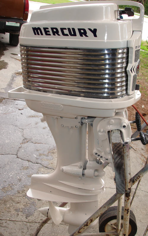 Mercury mark 35 a 35hp mercury outboard for sale for Mercury outboard motor for sale