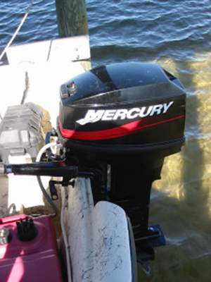 Used Mercury 9 9 hp 15 hp 20 hp and 25 hp Outboard Motor Mercury