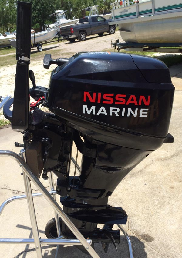 Nissan 3 5 Outboard Parts