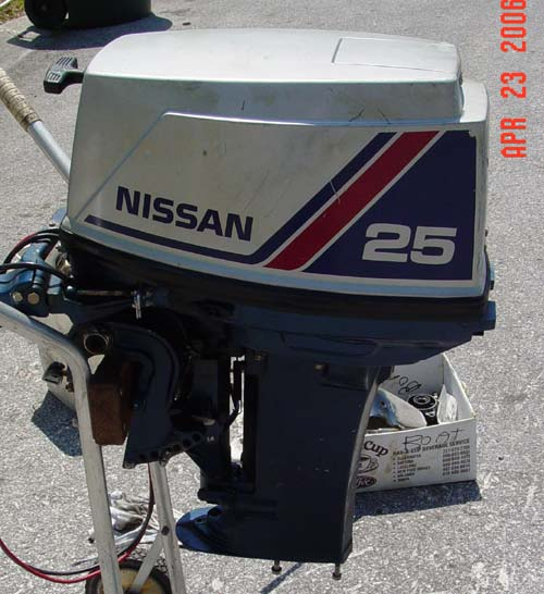 Nissan Boat Motor Parts All Boats