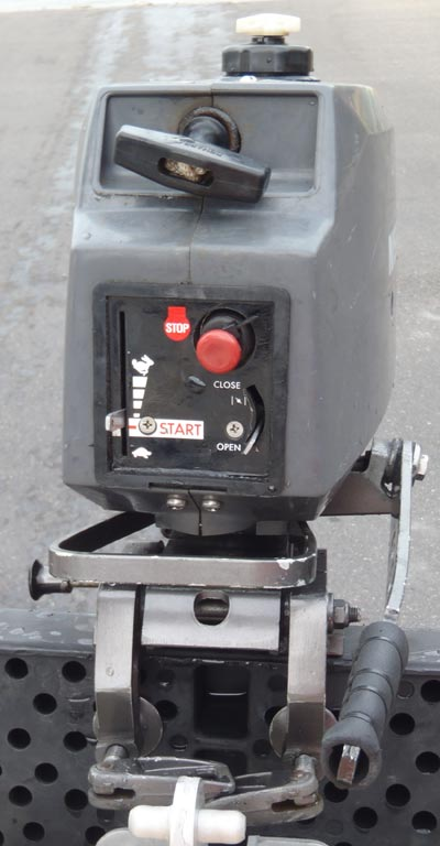 3 5 hp long shaft nissan outboard boat motor for sale for Long shaft trolling motor for sale