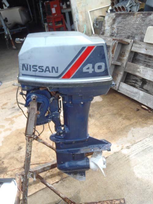 Used Nissan Outboard Motors Used Outboard Motors For Sale