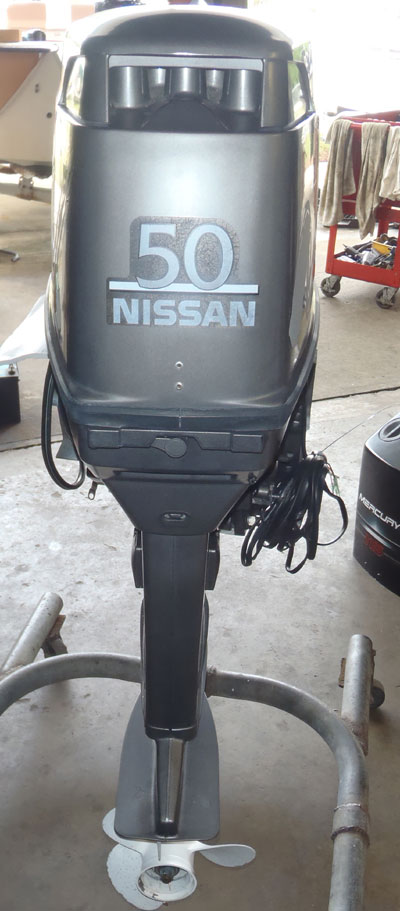 50 Hp Nissan Outboard For Sale
