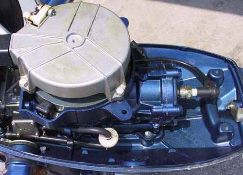 Johnson Boat Motors >> Used Nissan 5 hp Outboard Boat Motor For Sale Nissan Outboards