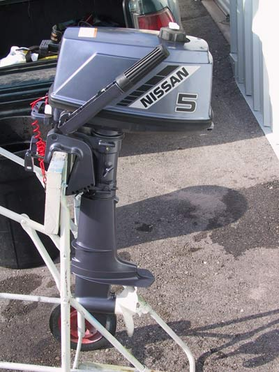 nissan outboard motor review