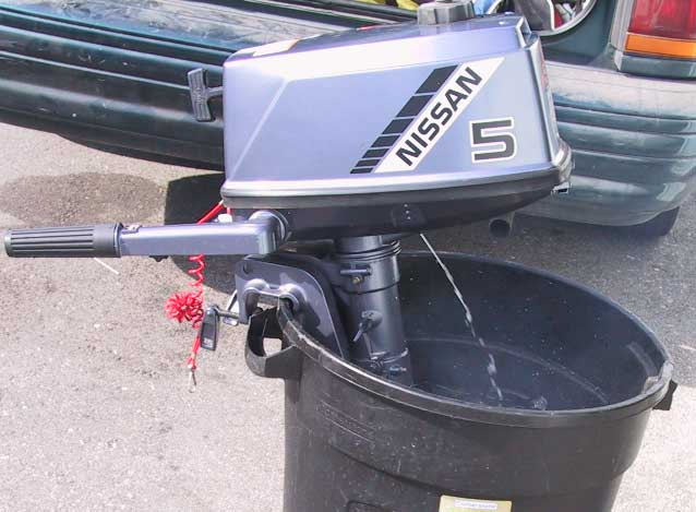 5 hp used nissan outboard boat motor for sale 2 stroke rh smalloutboards com Gamefisher 3.5 HP Outboard 5 HP Nissan Outboard Motor