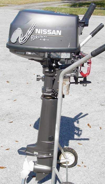 18 hp tohatsu nissan long shaft 4 stroke outboard motor for 6hp boat motor for sale
