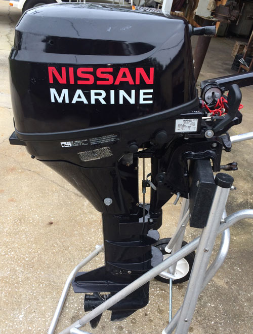 Nissan Outboard Long Shaft For Sale