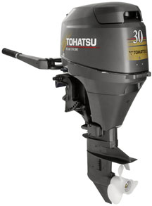Nissan tohatsu 30 hp 4 stroke outboard motors for sale for 30 hp outboard motors