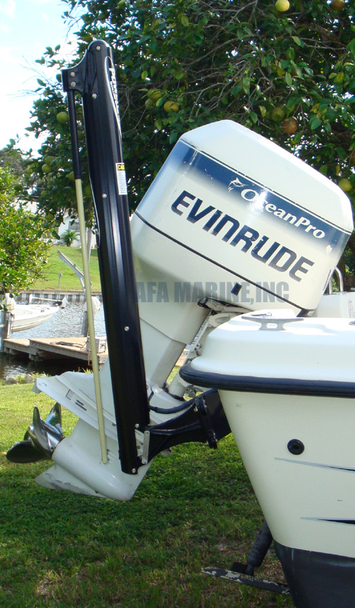 Drift Boat For Sale >> Power-Pole For Sale. $100.00 Credit Powerpole automatic ...