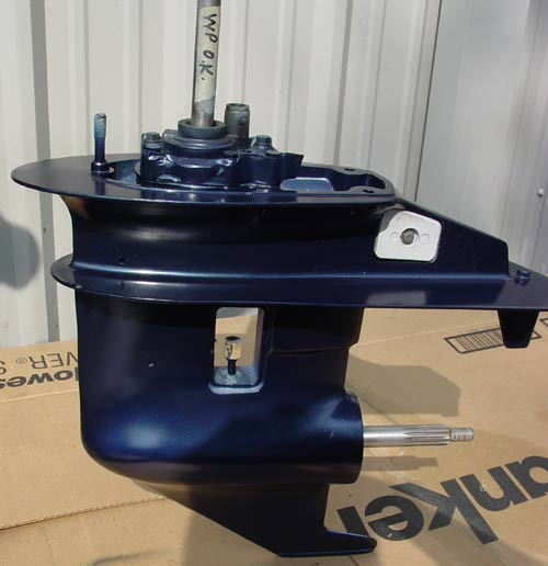 Used Outboard Lower Units For Sale Outboard Gears
