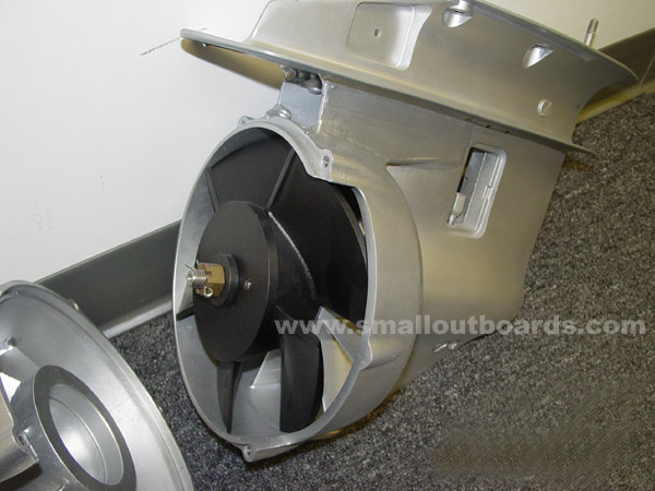 Dura Jet Lower Units For Etec Outboards