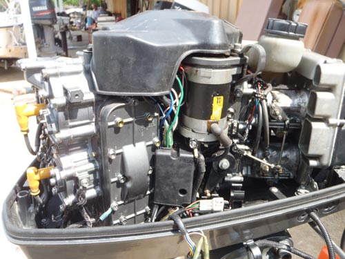 Used Suzuki 100 Hp Outboard Boat Motor For Sale