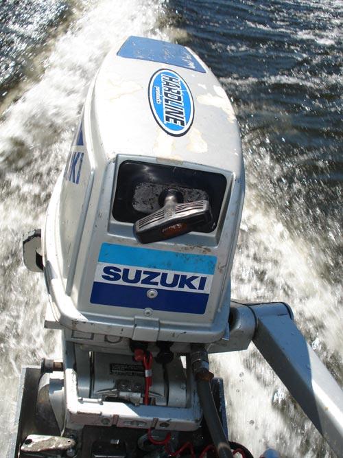 Evinrude 15 Hp >> Used Suzuki 15 hp Outboard Boat Motor Suzuki Outboards