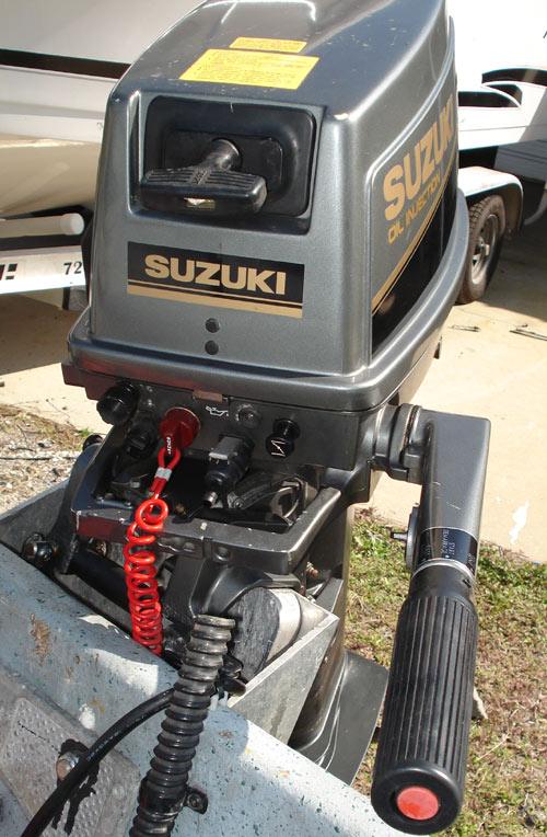 Suzuki Outboards For Sale