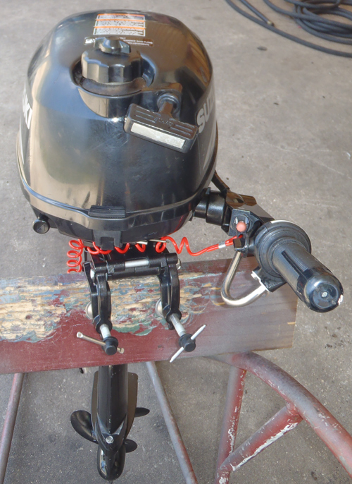 Suzuki 2 5 hp 4 stroke outboard motor for sale for 4 stroke motors for sale