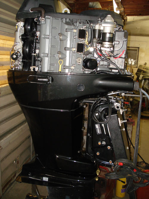 Boat motors rebuilt outboard all boats for Remanufactured outboard motors for sale