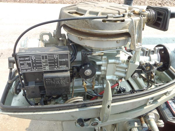 Used suzuki 20 hp long shaft outboard for sale for 400 hp boat motor price