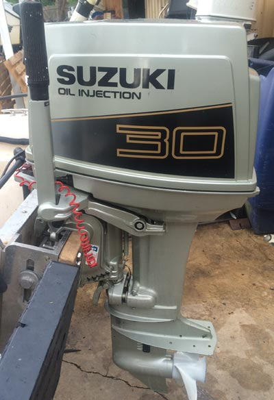 Suzuki 25 hp outboard 3 cylinder for 30 hp outboard motors