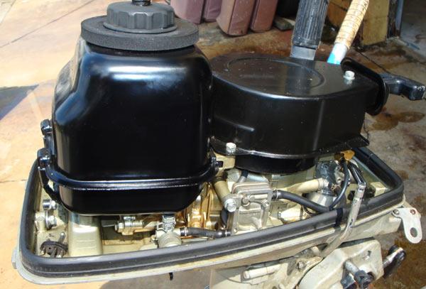 Suzuki 4 hp Outboard