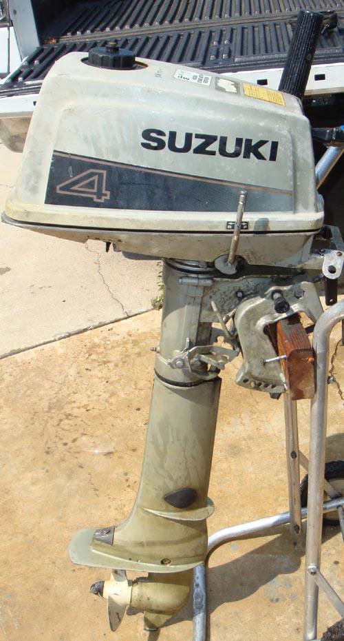 Suzuki 4 hp outboard for 85 hp suzuki outboard motor for sale