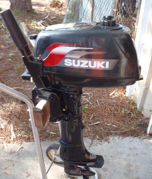 Suzuki 5 hp Outboard
