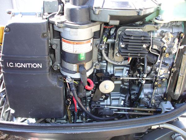 Suzuki 50 hp Outboard Boat Motor For Sale