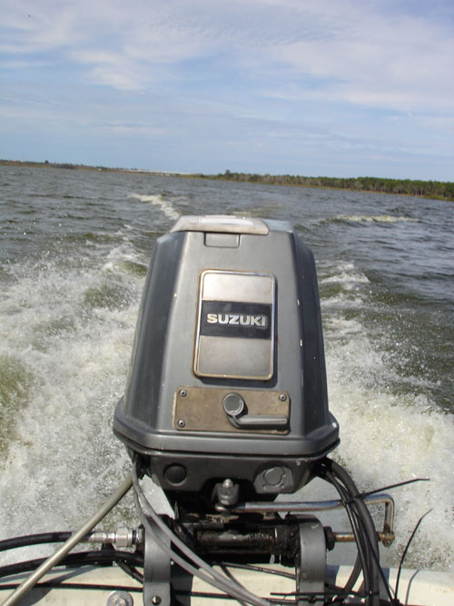 Suzuki 50 Hp Outboard Boat Motor For Sale