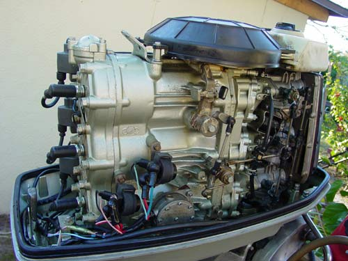 Suzuki 75 Hp Outboard Boat Motor For Sale