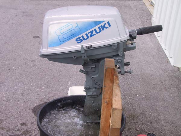 used suzuki 8 hp outboard boat motor for sale