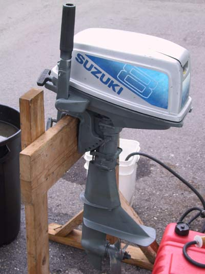 Used suzuki 8hp outboard boat motor for sale for Suzuki outboard motors reviews